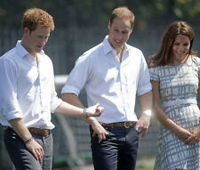Prince Harry, Prince William and Catherine Duchess of Cambridge photo - D361