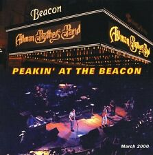 The Allman Brothers Band - Peakin at the Beacon [New CD]