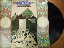 33 RPM Vinyl Tchaikovsky The Nutcracker Seraphim Records S160176 Stereo 032415SM
