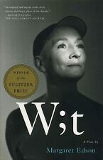 Wit: A Play, Edson, Margaret, Good Book