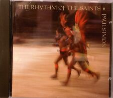 Paul Simon - The Rhythm Of The Saints (CD 1990)