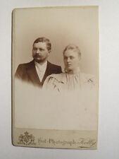 Zwickau - Paar - Mann und Frau / CDV