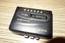 AIWA cassette radio tx310 wm le-fmtragbar stéréo > Klein.