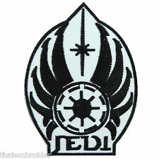 STAR WARS Republic Seal of the Jedi Council Imperial Iron on Patch Jacket #M009