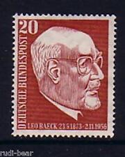 Bund Nr.   278  ** Dr. Leo Baeck  Rabbiner und Dozent