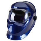 Top Pro Solar Auto Darkening Welding Helmet Arc Tig Mig Mask Grinding Welder