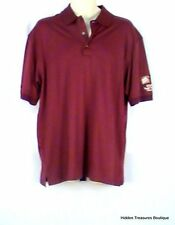 Ping Collection Men's Golf Polo SS Shirt Maroon Size Medium