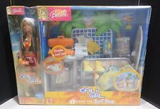 Barbie Cali Girl (Hang Ten) Surf Shop Doll and Playset Gift Set #3609