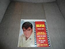 "ELVIS PRESLEY ""TICKLE ME"" VINYL RECORD 45 RPM IMPORTED"