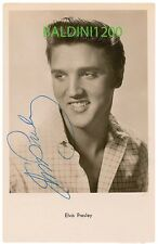 ELVIS PRESLEY SIGNED 10X8 PHOTO, GREAT STUDIO SHOT IMAGE, LOOKS GREAT FRAMED