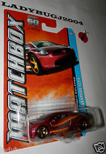 Matchbox 2013  MITSUBISHI ECLIPSE #103 MBX Adventure City  60th Anni  LAST ONE!