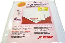 JT Eaton Bedbug, Dust Mites Mattress Cover, Twin, 81TWENC