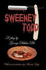 Sweeney Todd : The Demon Barber of Fleet Street by George Dibdin Pitt (2002,...