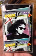 MARC JORDAN - Talking Through Pictures - 1987 ORIG 1st US Press Cassette - RARE!