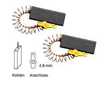 (Nr.126) Kohlebürsten, Motorkohlen für Bosch WOK 2001 2030 2031 2401 2430 2431