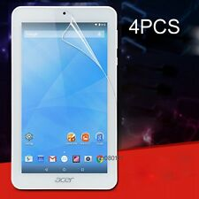 4PCS Clear Screen Protector Film Guard For Acer Iconia One 7 B1-770 Tablet