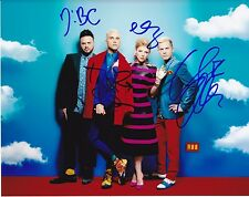 Neon Trees Autographed 8x10 Photo (Reproduction) 2