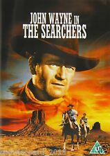 THE SEARCHERS DVD John Wayne Ford Western Classic Brand New Sealed UK Release