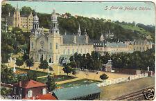 Canada - Quebec - Sainte Anne de Beaupré - Les édifices ( i 549)