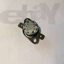 THERMAL OVERLOAD SWITCH 145 °C 293 °F AC 125V 16A 250V 10A THERMOSTAT NC