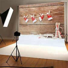 7x5ft X-135 Vinyl CHRISTMAS Photography Background Photo Backdrops For Studio