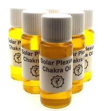 Solar Plexo Chakra Aceite Self Control y la claridad mental