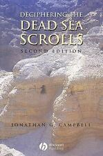 NEW - Deciphering the Dead Sea Scrolls by Campbell, Jonathan G.