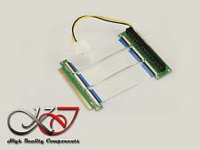 Riser PCI EXPRESS 16x - Nappe FPC - 2 longueurs fournies, 10cm et 30cm