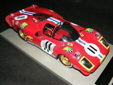 FERRARI 512S  1/18  Tecnomodel, sold out, Mint in box