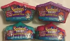 Squinkies Do Drops ~ Lot of 4 two packs