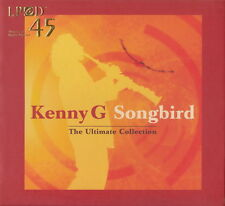 Kenny G:《Songbird - The Ultimate Collection》 LPCD45 (Direct Cut Super Master)