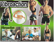 VibroAction Belt Shape Massage Weight Management Vibrating Slimming Massager