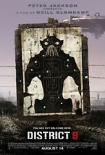 DISTRICT 9 - Movie Poster - Flyer - 11 X 17 - VERSION A