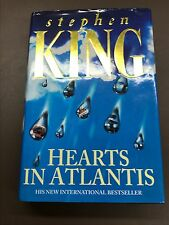 STEPHEN KING: HEARTS IN ATLANTIS: UK FIRST EDITION HARDCOVER