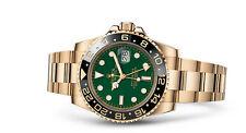 Rolex GMT-Master II M116718LN-0002 Wrist Watch for Men Retail $33,250