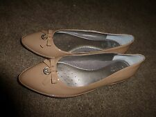 New Easy Spirit antigravity Keitha Leather Beige Women's  shoes size 10