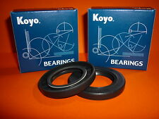 TDM900 02 - 10 KOYO FRONT WHEEL BEARINGS & SEALS OEM QUALITY TO FIT YAMAHA