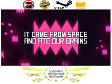It came from space, and ate our brains PC Digital STEAM KEY - Region Free