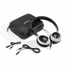 """Bose On-Ear Audio OE Headphones One-touch 16""""&43"""" Detachable Cords 