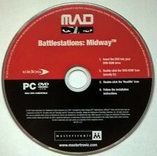 Battlestations: MIDWAY, PC DVD-ROM GIOCO.