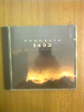 VANGELIS - 1492  CONQUEST OF PARADISE - CD