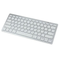 Mince Mini Keyboard Bluetooth Sans Fil Russe Keyboard Pour Win8 XP IOS Android