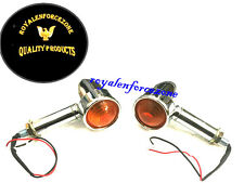 indicator fancy imported set of 2 suitable for royal enfield by royalenforcezone
