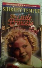 Shirley Temple is The Little Princess (VHS, 2002, Clamshell)