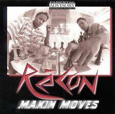 Recon: Makin Moves  Audio Cassette