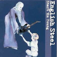 English Steel - Start Eem Young (CD, 1994, Griffin Music, Canadian INDIE)