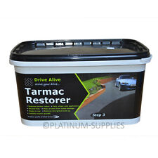 DRIVE ALIVE TARMAC RESTORER FOR TARMAC DRIVES AND PATHWAYS DRIVEWAY