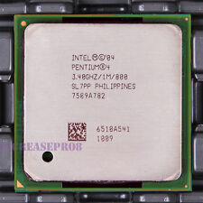 Intel Pentium 4 SL7PP SL7E6 CPU Processor 800 MHz 3.4 GHz Socket 478