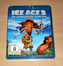 Blu Ray - Ice Age 3 - Die Dinosaurier sind los - 2 Discs ( Blueray Bluray )