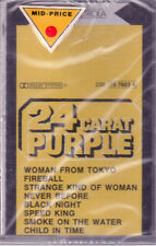 Deep Purple 24 Carat Mc Sigillata Sealed Made In Holland